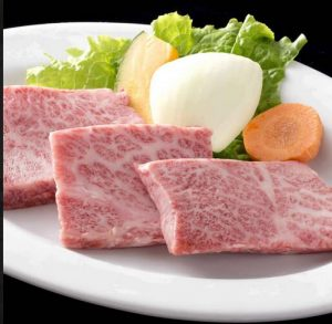 Japanese black special selection excellent Loin ¥ 2,500