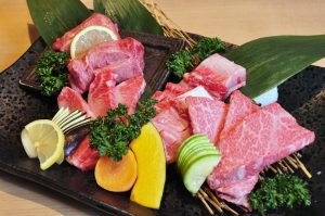 Selected excellent Japanese cattle's tongue assorted¥5,600