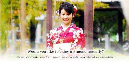 Kyoto Kashin – Kimono Rentals