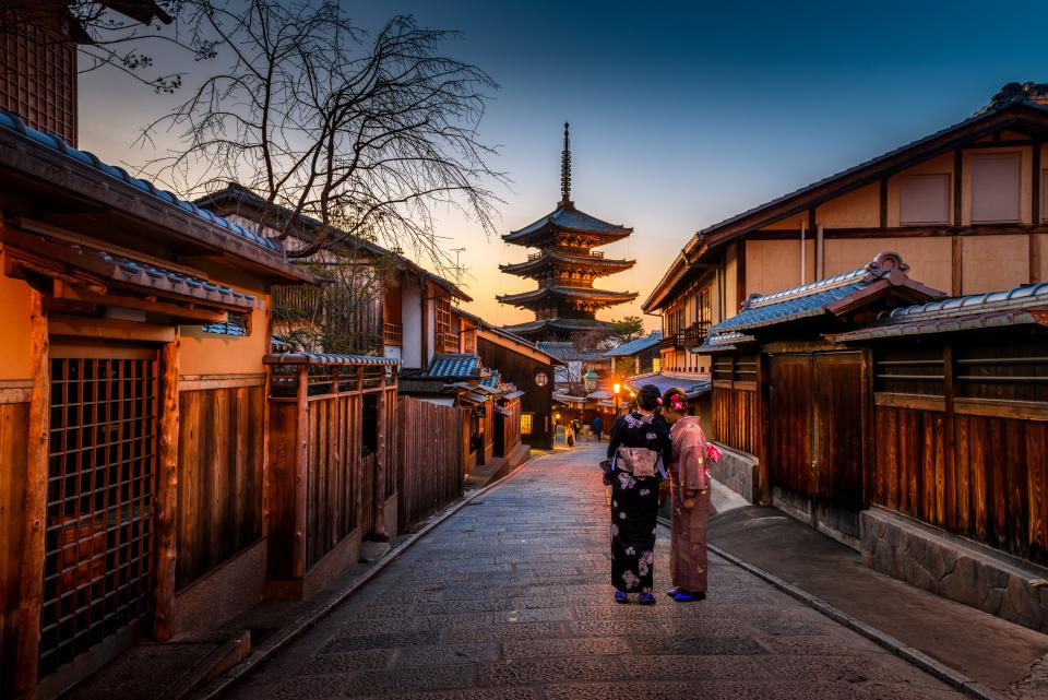 Toji Temple: Kyoto's National Treasure