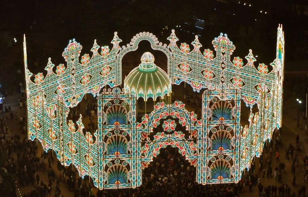 Kobe Luminarie: Japan's Oldest Sparkling Festivity