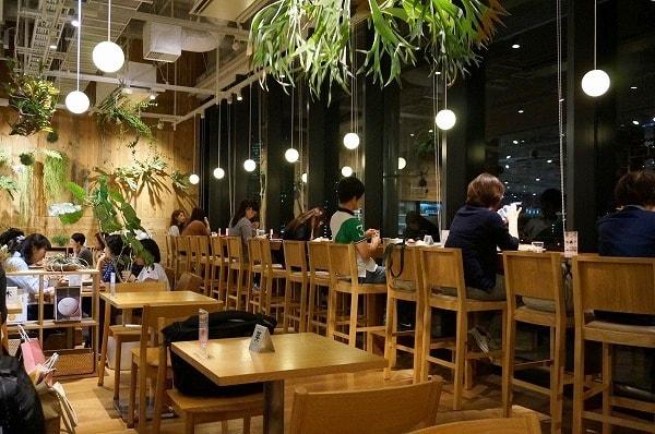Cafe and Meal Muji Namba