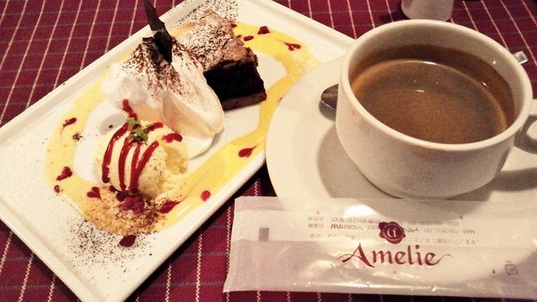 Amelie Umeda Cafe