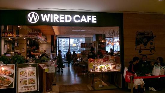Wired Coffee Lucua
