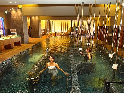 Relax Around Various Hot Springs in Arima Onsen